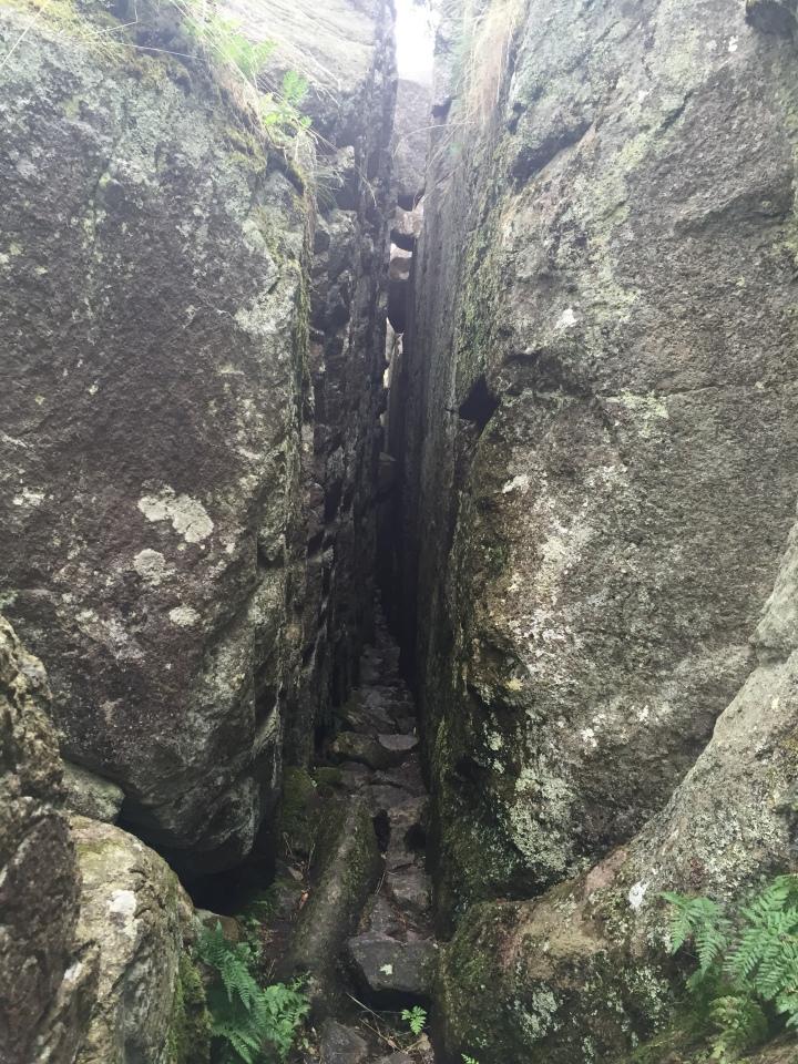Ångestens grotta